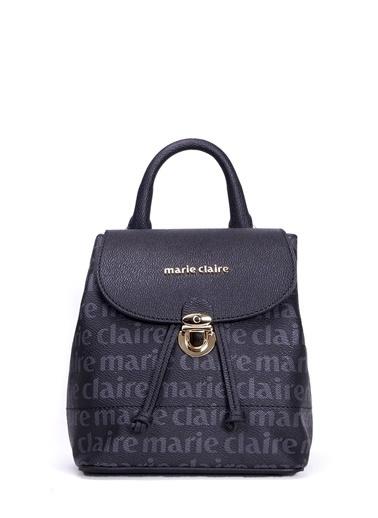 Marie Claire Sırt Çantası Siyah